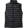 Patagonia M's Down Sweater Vest Black